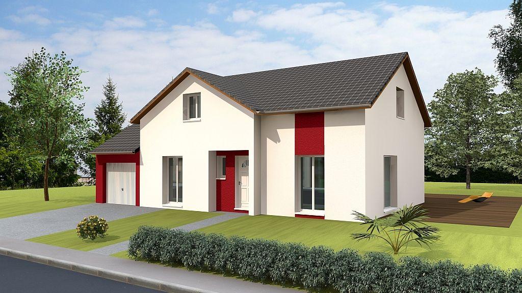 construction de maison individuelle athena 30