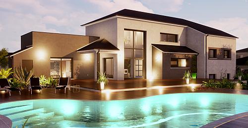 modèle de demeure nobless