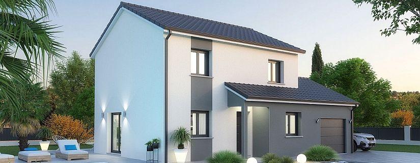 Maison + terrain en Meurthe et Moselle