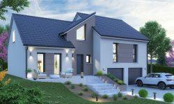 Maison + terrain en Meurthe et Moselle - Homécourt