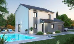 Maison + terrain en Meurthe et Moselle - Atton