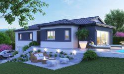 Maison + terrain en Moselle - Hombourg-Budange