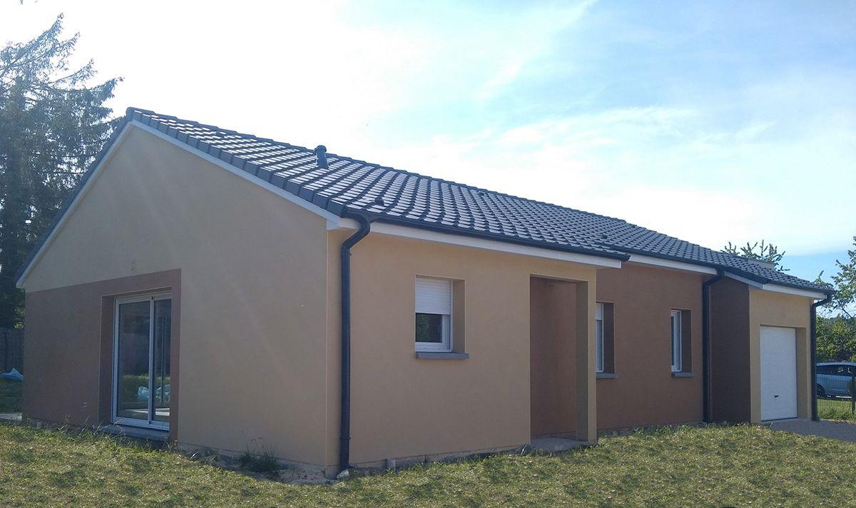 Construction maison à contrexéville dans les vosges