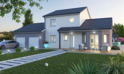 Maison et terrain à Orny à construire