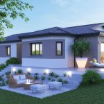 Maison et terrain à Bouligny à construire