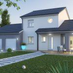 Maison et terrain à Bionville sur Nied à construire