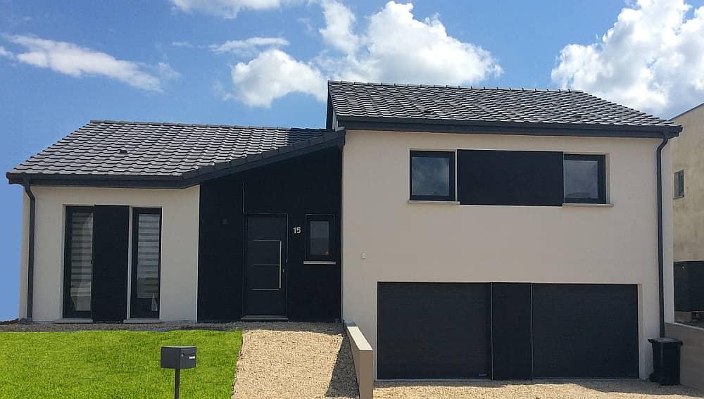 Construction maison à Courcelles Chaussy
