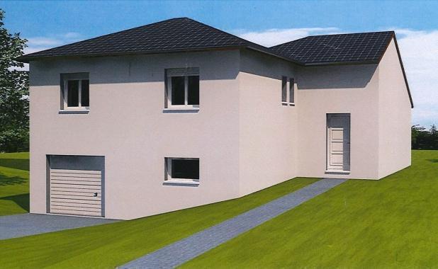 Maison et terrain à Autrey à construire